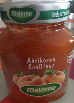 Confiture D'abricots, 450 Grammes, Marque Materne - Product - fr