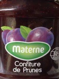 Confiture de Prunes - Product - fr