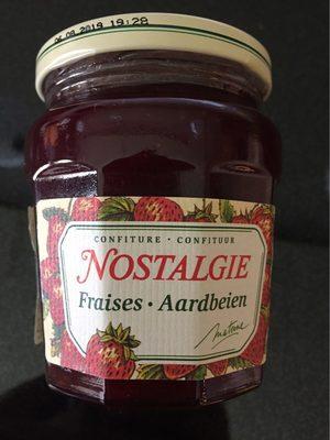 Confiture De Fraises, Nostalgie, 265 Grammes, Marque Materne - Product - fr