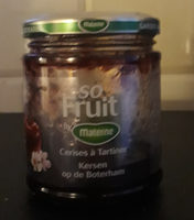 Confiture Cerise à Tartiner So Fruit - Product - fr