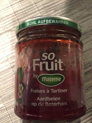 So Fruit fraise - Product - fr