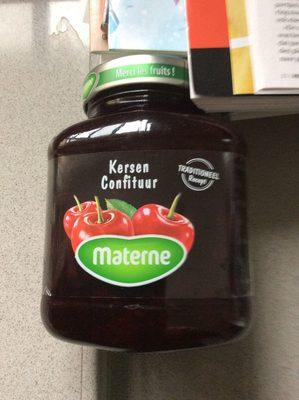 Materne Confiture De Cerises 720 GR - Product - nl