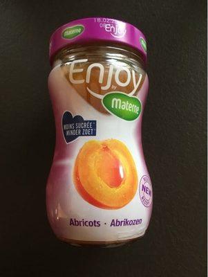 Confiture D'abricots Enjoy - Product - fr