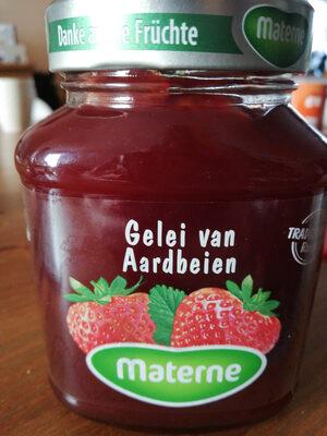 Gelée de fraise - Product - fr