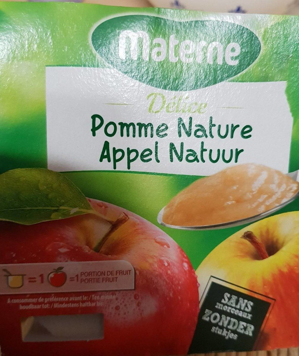 Pomme nature - Product - fr