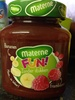 Confiture bananes-framboises - Product