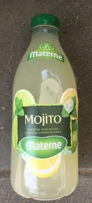 Mojito cocktail sans alcool - Produit