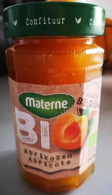 Materne confiture abricots - Product - fr