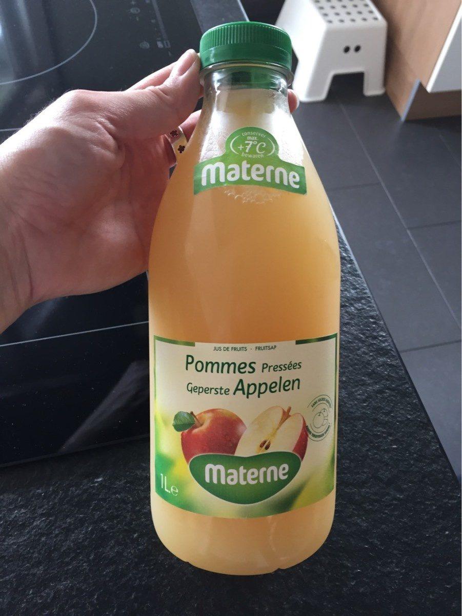 Pommes pressées - Product - fr