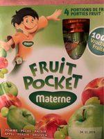 Fruit pocket - Produit