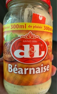 Béarnaise - Informations nutritionnelles - fr