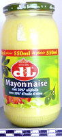 Mayon(n)aise avec 20% d'huile d'olive - Prodotto - fr