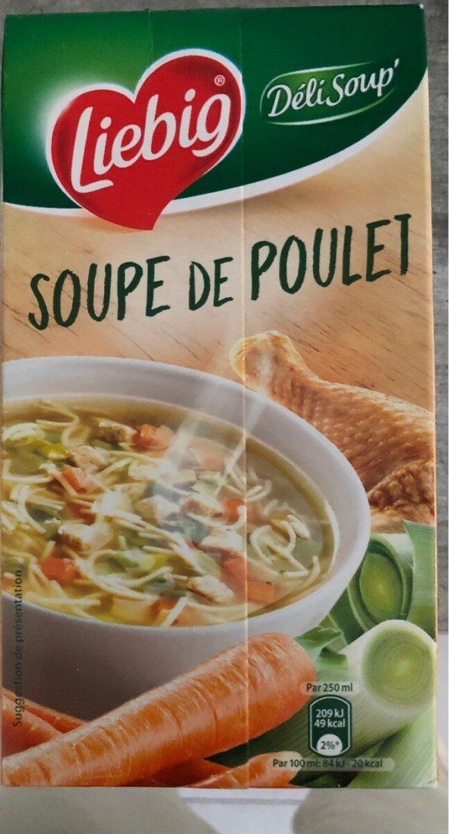 Soupe de Poulet - Product - fr