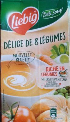 Délice de 8 légumes - Product - fr