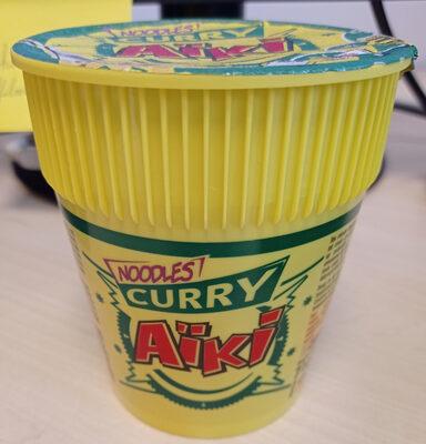 Aïki Noodles Cup Curry - Product - fr