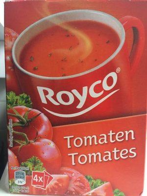 Royco, Tomates, Tomate - Product