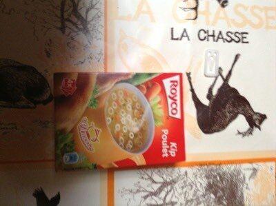 Soupe poulet - Product - nl