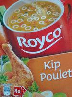 Soupe poulet - Ingrediënten - nl