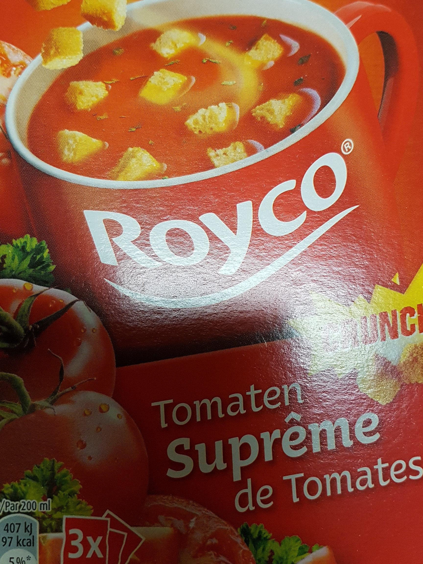 Soupe En Sachet Tomate 3 Unités Ea - Product