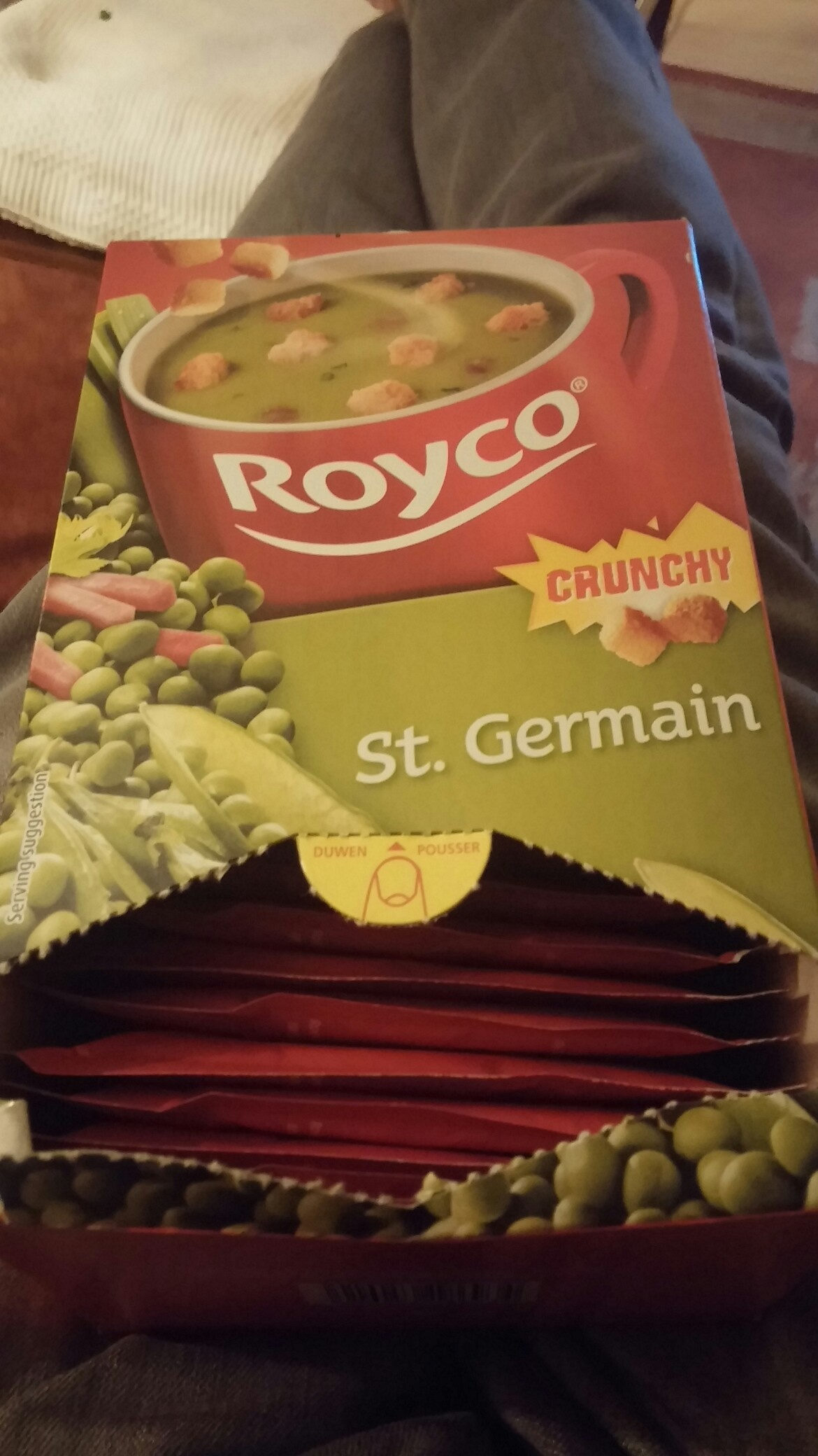 Potage Royco Germain Erwten Pois Sachet - Bo? - Product