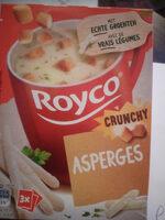 Minute Soup Asperges, Royco Campbell's - 产品 - fr