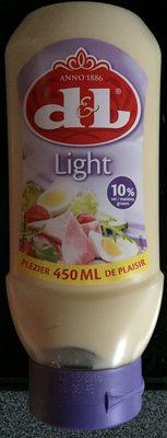Mayo light - Produit