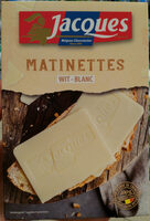 Matinettes blanc - Produit - fr