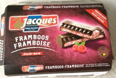 Chocolat Framboise Puur-noir - Produit - fr