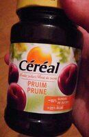 Céréal confiture de prunes - Product