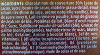 MODIFAST. Protein  Shape - Ingredients - fr