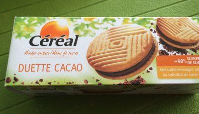 Céréal Cacao Duette - Product - fr
