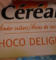 Céréal Choco Delight Biscuits - Product