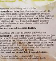 Céréal Choco Delight Biscuits - Ingrediënten