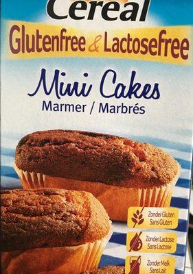 Mini cakes marbrés - Prodotto - fr