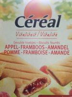 Céréal Cracottes à La Framboise, Kräcker Mit Himbe... - Product - fr