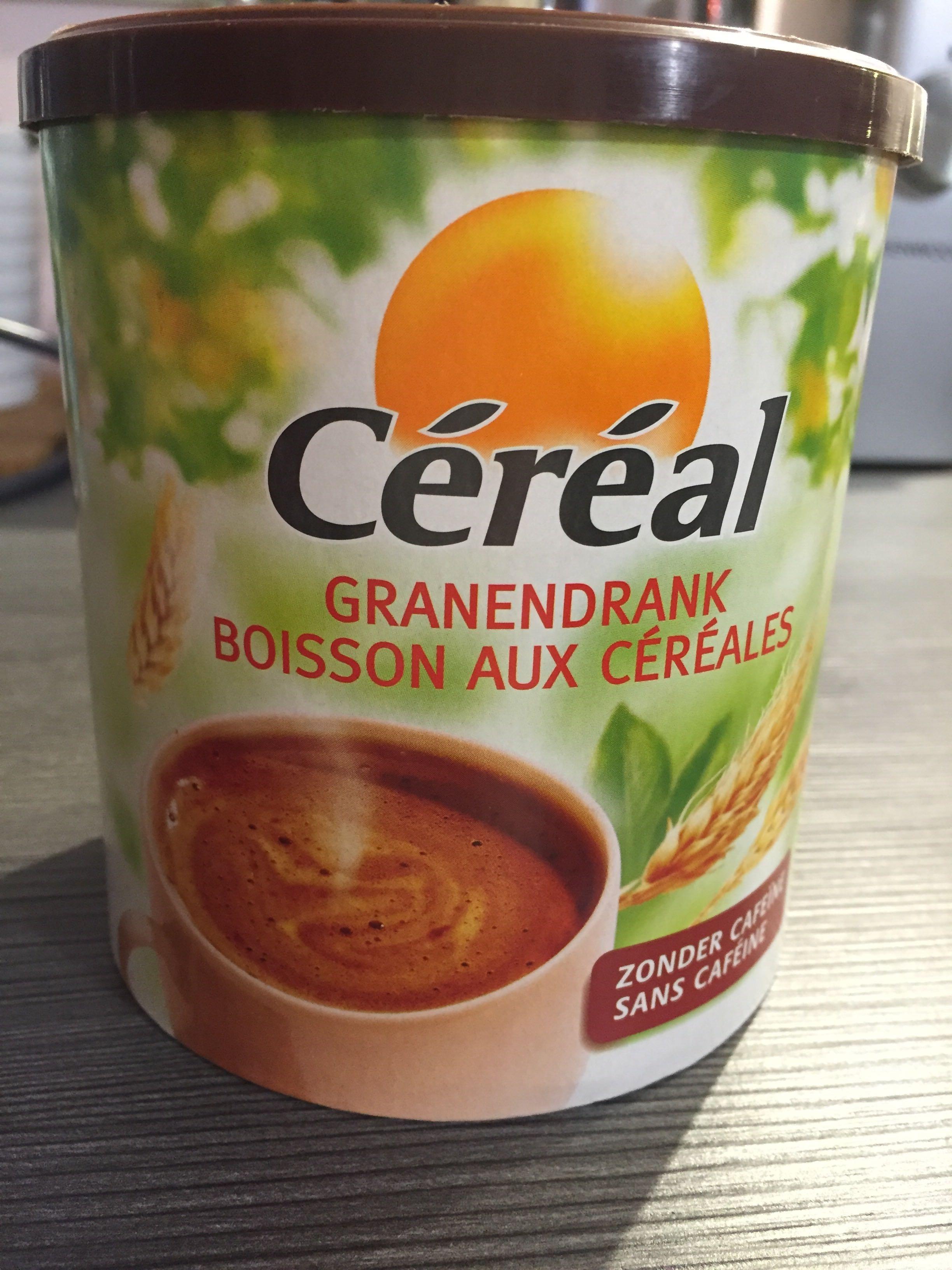 Boisson aux céréales - Product