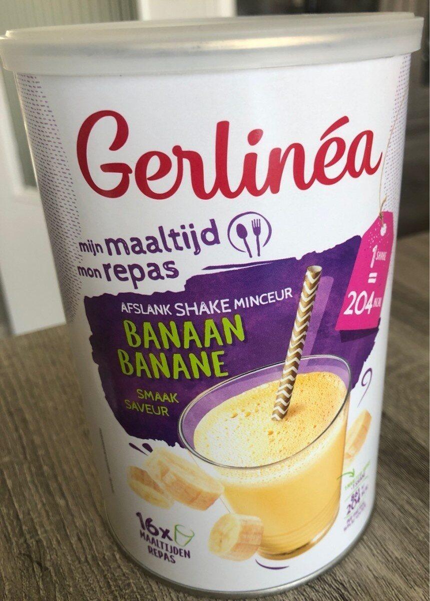 Mon repas Shake minceur Banane - Product - fr