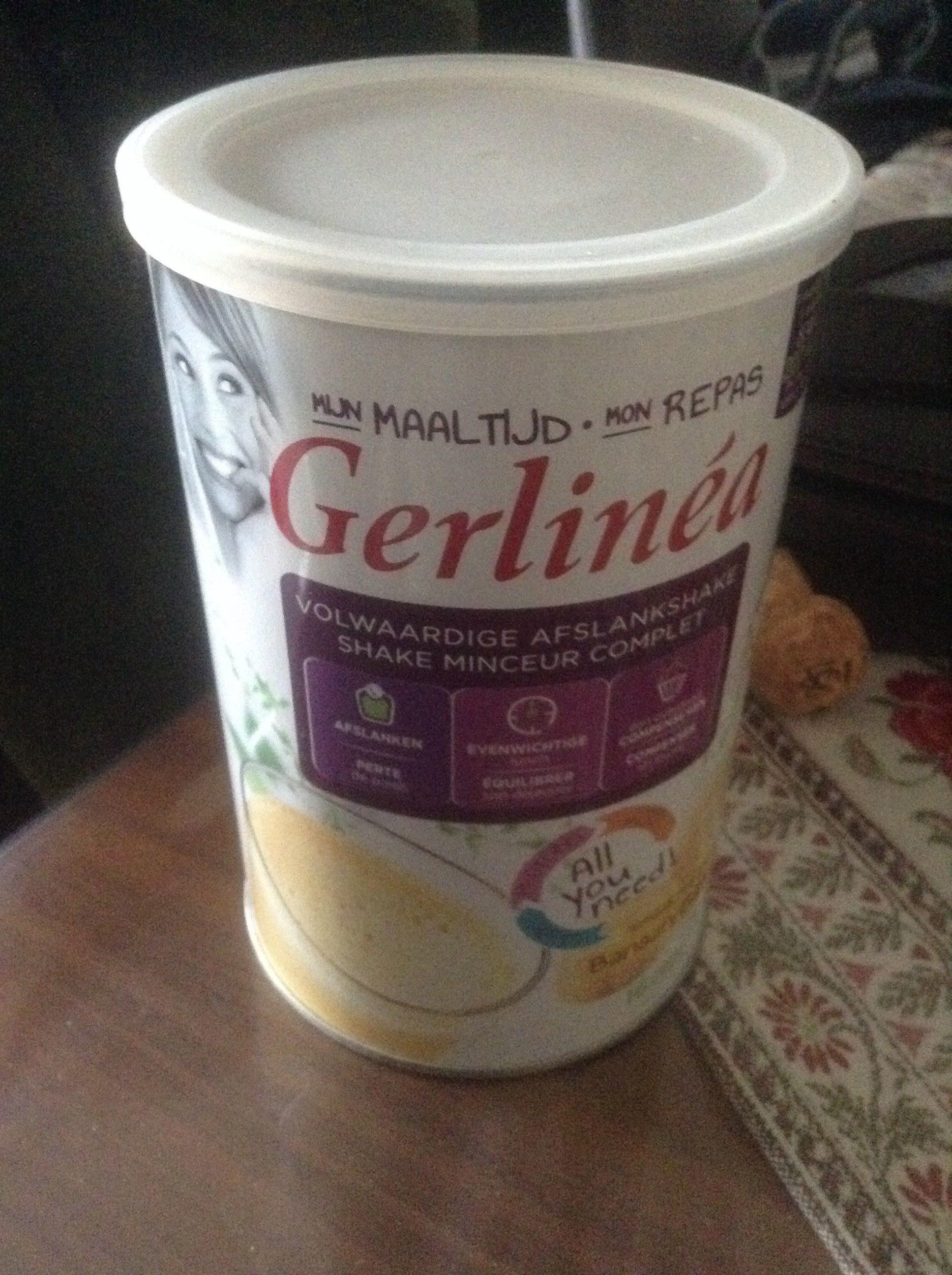 Gerlinéa Mon Repas Shake Minceur Complet Saveur Banane - Product - fr