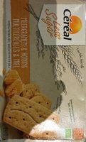 Céréal Multicéréales & Miel Biscuits Petit Dej' - Produit