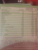 Weight Care Havermout Afslankmaaltijd - Voedingswaarden