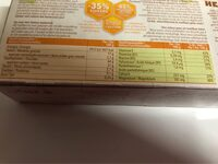 Céréal - Voedingswaarden - fr