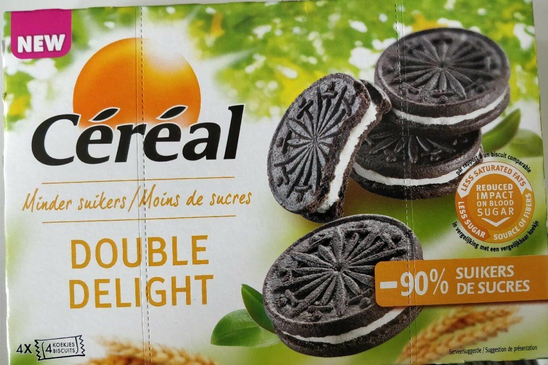 Céréal double delight - Produit