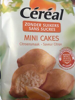 Mini cakes - Product - fr