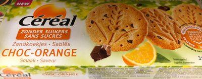 Choc orange - Product - fr