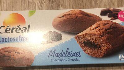 Madeleines chocolat - Produkt - nl