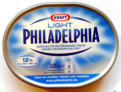 Philadelphia Naturel Light - Produit - fr