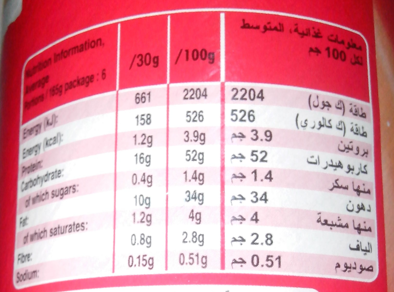 Pringles Original - 165 g