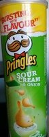 Sour cream & onion - Product