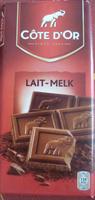 Lait-Melk - Produit
