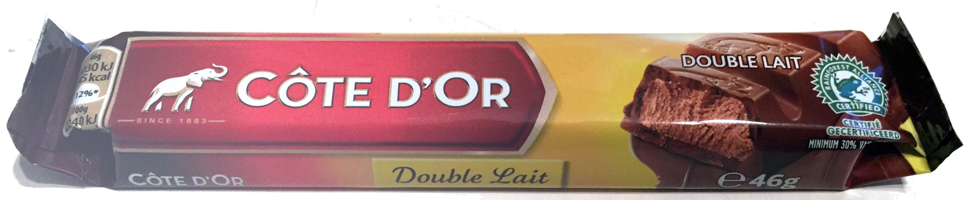 Double Lait - Produit